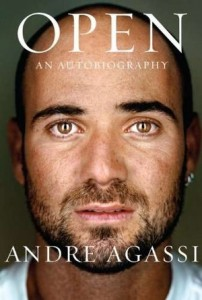 The cover of Andre's book