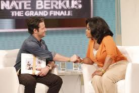 Nate and Oprah farewell