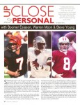 Boomer Esiason, Warren Moon & Steve Young
