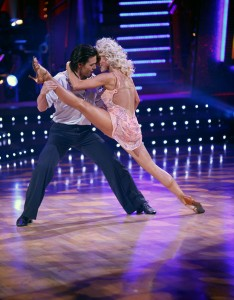 Apolo Anton Ohno on Dancing with the Stars