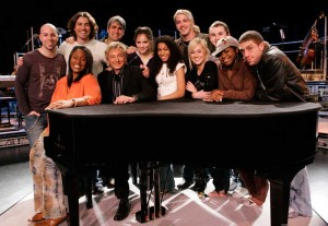 American Idol cast Season 5