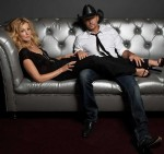 Faith Hill and Tim McGraw at The Venetian in Las Vegas