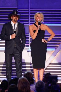 Tim McGraw and Faith Hill at the CMAs
