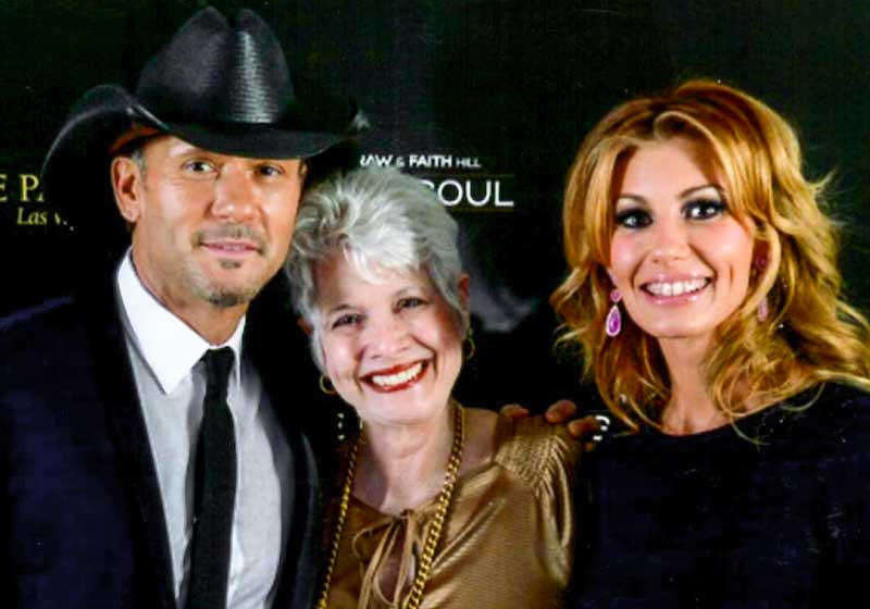 Faith Hill And Tim Mcgraw Country Music Royalty Celebrity Scribe